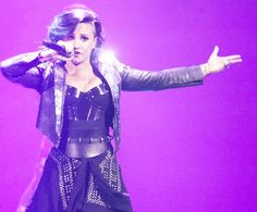 Demi Love, Lights Tour, Female Artist, Khaleesi, Celebs, Celebrities, Favorite Person, Music Artists, Good Music