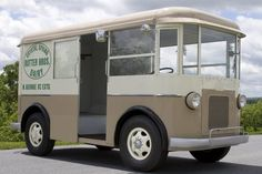 1941 Divco-Twin Stand and Drive Milk Truck
