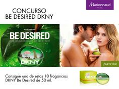 Concurso DKNY Be Desired