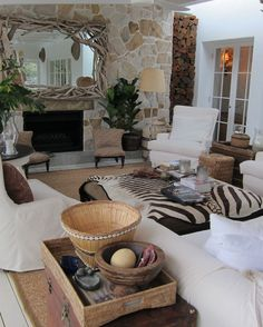 ideas about British Colonial New Living Room, Living Room Furniture, Living Room Decor, African Room, British Colonial Decor, Safari Decorations, African Interior, Asian Home Decor, Hygge