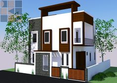 Proposed Residential Design for Mr.Sathiya Moorthy - Pallavaram, Chennai  www.chennaiarchitectsdks.com  Architects in chennai