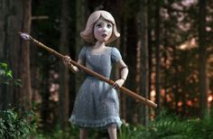 Oz the Great and Powerful China Girl | China Girl in 'Oz The Great and Powerful' (Photo: Walt Disney Pictures ...