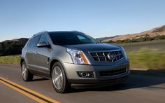 Interesting 2012 Cadillac SRX Photos Gallery