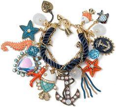 Bracelets thème marin