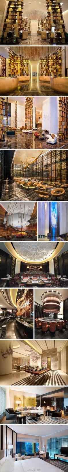 W hotel in Guangzhou