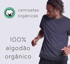 Camisetas Orgânicas