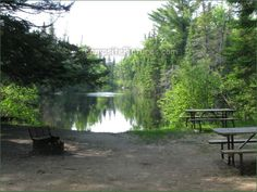 Bonnechere Provincial Park, Camping in Ontario Parks Ontario Parks, Travel Goals, Outdoor Furniture, Outdoor Decor, Camping, Home Decor, Campsite, Decoration Home, Room Decor