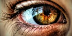 Hazel eyes – by Sanbrina Campagna