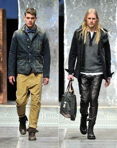 Desiel men's wear 2012