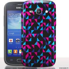 Coque pour Ace 4 Asteroid - Housse de protection - Accessoire Samsung #Coque #Galaxy #Ace #4 #housse #telephone #portable #case #cover