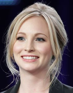the vampire diaries caroline | The Vampire Diaries: Candice Accola Talks about relationships of her ...