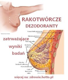 Dezodoranty z aluminium a rak piersi i torbiele. Nutrition, Health And Beauty, Vegetables, Diy And Crafts, Workout, Food, Pasta, Wax, Healthy Diet Meals