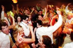 Wedding Music: The Best Dance Party Songs