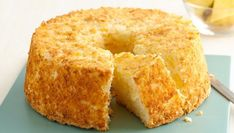 Two ingredients is all it takes to create a quick, delicious and easy pineapple angel food cake! Ingredients 1 box Betty Crocker™ white angel food cake mix 1 can (20 oz) crushed pineapple in juice,