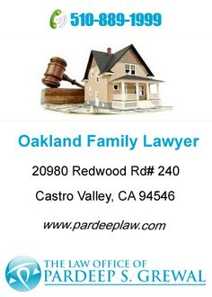 Oakland family lawyer..