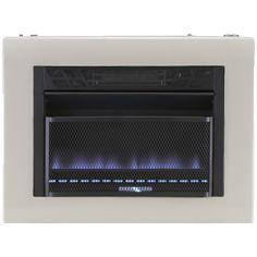 Cedar Ridge Recon Dual Fuel Blue Flame Heater - 20,000 BTU, Model# MD20TBU