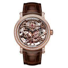 FRANCK MULLER - Skeleton watch