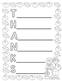 Halloween Acrostic Poem- Students can create a Halloween acrostic poem using this template