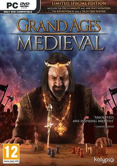 GRAND AGES MEDIEVAL Pc Game Free Download Full Version