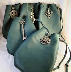 fantasy leather pouch - Google Search