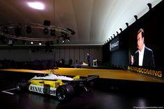 RENAULT F1 PRESENTAZIONE 2016, Carlos Ghosn (FRA) Chairman of Renault 03.02.2016.