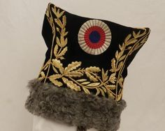 French Lancers cap.