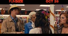 Fun Size : TV Spot Oops Fun Size, Halloween Party, Guys, Tv, Hair Styles, Beauty, Hair Plait Styles, Television Set, Hair Makeup