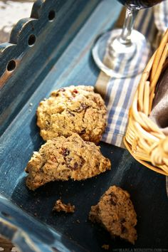 Gluten-Free Oatmeal, Chocolate Chunk & Cranberry Pecan Cookies   FamilyFreshCooking.com