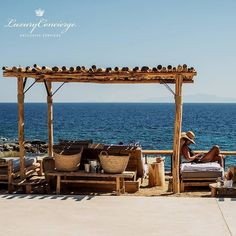 Mykonos is famous for its intense & glamorous beach life. From luxury beach bars frequented by the jetset to more laid-back party hotspots where the young & beautiful party until the break of dawn. Table & sunbeds reservations are available upon request. Get in touch to learn more.  #LuxuryConcierge #ExclusiveServices #TailoredMadeServices #BespokeServices #Luxury #Concierge #Elegance #ConciergeServices #LuxuryServices #LifestyleManagementCompany #LuxuryLifestyle #VIPEvents…