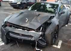 #FridayFAIL: #Nissan GT-R Hits Toyota While Showing Off  #fail #cars #supercars #crime #carcrashes #sportscars  More Friday FAIL >> http://www.motoringexposure.com/trending/