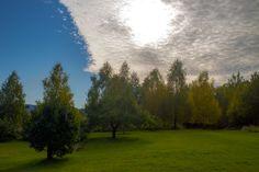 The sun by Ole Morten Eyra