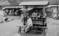 Sarapan di Tenabang, Batavia 1923
