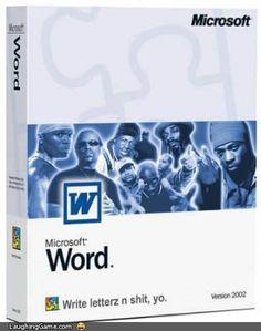 Word, Ghetto Edition!