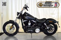 2014 HARLEY-DAVIDSON FXDB in BLACK DENIM At Auckland Motorcycles & Power Sports,  New Zealand www.amps.co.nz
