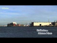 Port of Rotterdam: Skyline Nieuwe Maas - YouTube