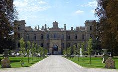 Chateau de Ferrieres, Ferrieres-en-Brie