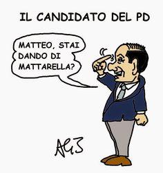 Renzi fa IL nome #quirinale