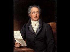 Johann Wolfgang von Goethe (1749-1832) - YouTube Johann Wolfgang Von Goethe, Islam, Music Like, Youtube, Faust, Commerce, Writers, Purple, Viola
