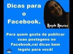 Dicas para o Facebook.