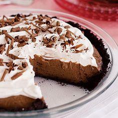 32 Easy (and Tasty) Pies | Mocha Cream Pie | AllYou.com