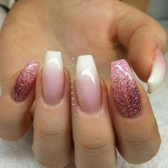 47 Most Superb Ombre Nail Artwork Designs Related posts: Amazing nail art ! Amazing nail art with pink style Amazing nail polish color trends that you want to wear all year round … Amazing Nails Art! – TOP 6 New Nails 2019 – … Nail Art Designs, Simple Nail Designs, Pedicure Designs, Ombre Nail Designs, Trendy Nails, Cute Nails, Hair And Nails, My Nails, Oval Nails