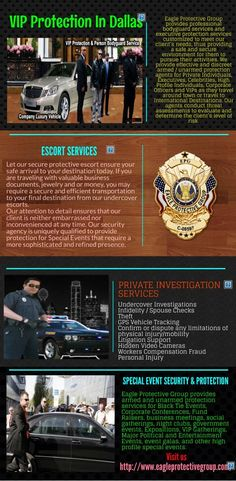 Eagle protective group provides the expertise and a vast range of supporting resources to provide trustworthy security guards services in Texas. Visit us: http://www.eagleprotectivegroup.com/