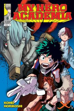 VIZ MEDIA LLC (W/A/CA) Kouhei Horikoshi A sinister group of villains has attacked the first-year U.A. students, but their real target is All Might. It's all that Midoriya and his classmates can do to