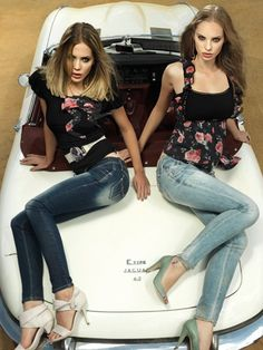 Fornarina Jeans Faboulous Legs for Women