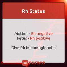 RH Status More
