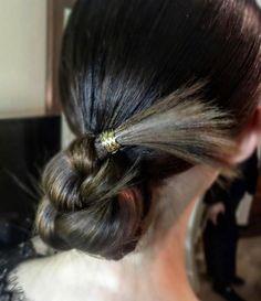 Best Celebrity Party Hairstyles 2016 | low braided twist
