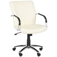 Safavieh Home Collection Lysette Cream Desk Chair Safavieh http://www.amazon.com/dp/B00FGGLOBM/ref=cm_sw_r_pi_dp_2sYCwb03W6Z42