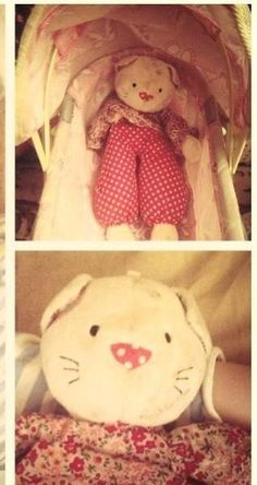 Lost on 20/12/2014 @ Brent cross, London . Meow is a lot more grubby since these pictures were taken - but she is so loved. She is by jellycat, but her label may be too faded to see. We've all been very sad to realise she's missing. She is... Visit: https://whiteboomerang.com/lostteddy/msg/ndamcu (Posted by Imogen on 21/12/2014)