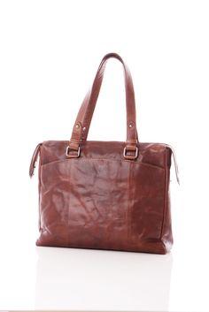 55309ad6d89a2 Torba ORANGE FUDGE Duża torba na ramię, ze skóry bawolej. Występuje w dwóch  kolorach