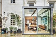 Little Venice house extension by DOS Architects